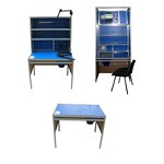Рабочее место заправщика картриджей. Специальная мебель и конструкции с/без системой воздухоочистки для заправщика картриджей